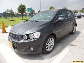 Chevrolet Sonic At 1600cc Hb