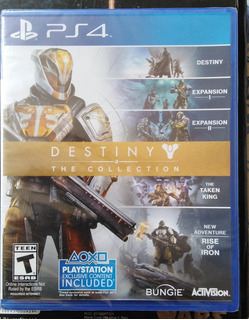 Destiny The Collection Ps4 - Sega P.