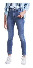 Calça Jeans Levis 720 High Rise Super Skinny Lavagem Média