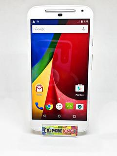 Telefono Moto G 2da Generacion, 1gb Ram Y Camara 8mpx.
