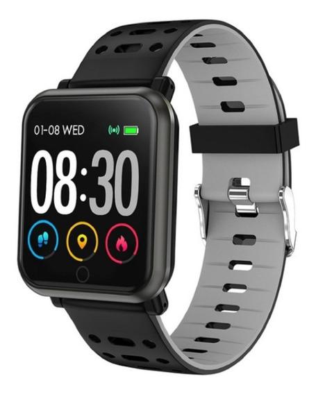 Smartwatch Colmi Cp11 Fitness Android E Ios * Prova D