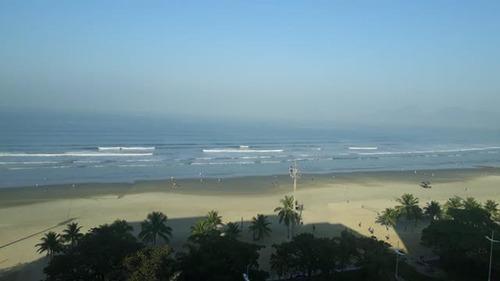 Imagem 1 de 14 de Apto Frontal Ao Mar Linda Vista 11º Andar Praia Boqueirão