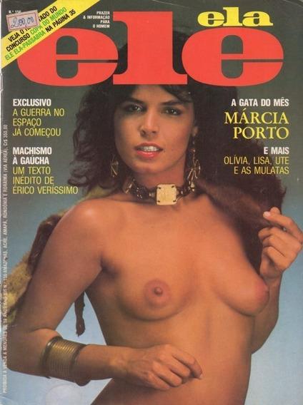 Ele Ela 1982 Marcia Porto Erico Veríssimo Vinicius Cantuária