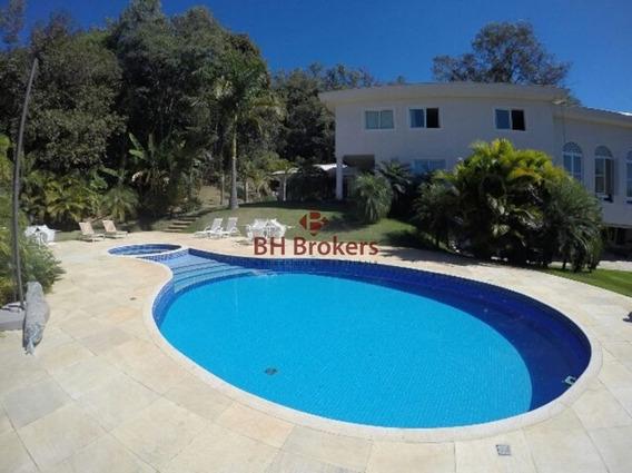 Excelente Casa No Condomínio Quintas Do Sol. - 6531