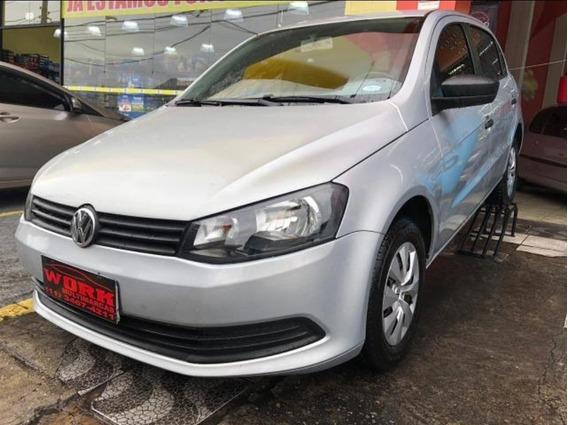 Volkswagen Gol 1.0 Ecomotion Total Flex 5p 2013