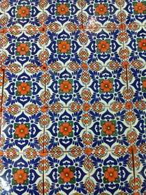 Azulejos Talavera 009