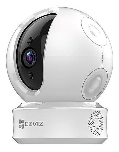 Camara Seguridad Ip Wifi Ezviz Hd 720p 360º Hikvision C6cn