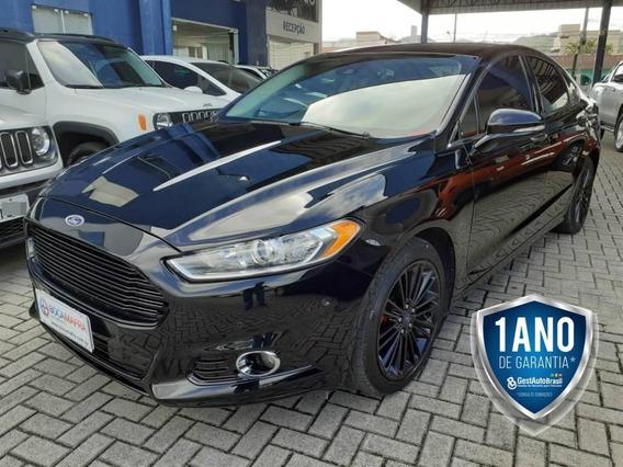 Ford Fusion Titanium Awd 2.0 Turbo