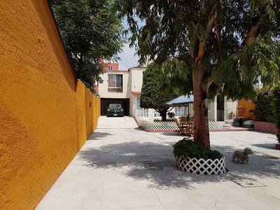 Centro De Tlalpan. Hermosa Casa