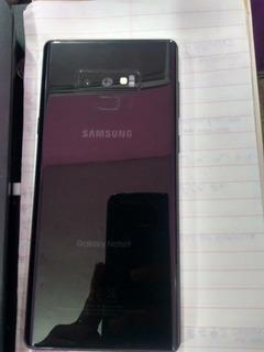 Samsung Galaxy Note 9 128gb Y 6 Ram Cámara Dual De 12+12 Mpx