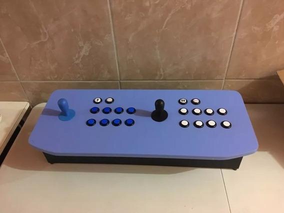 Fliperama Bancada Arcade Para Ps1 Ps2 Mais Brinde!