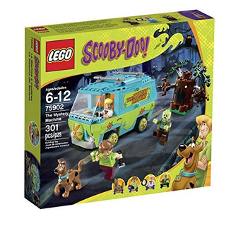 Lego Scooby-doo 75902 The Mystery Machine Building Kit