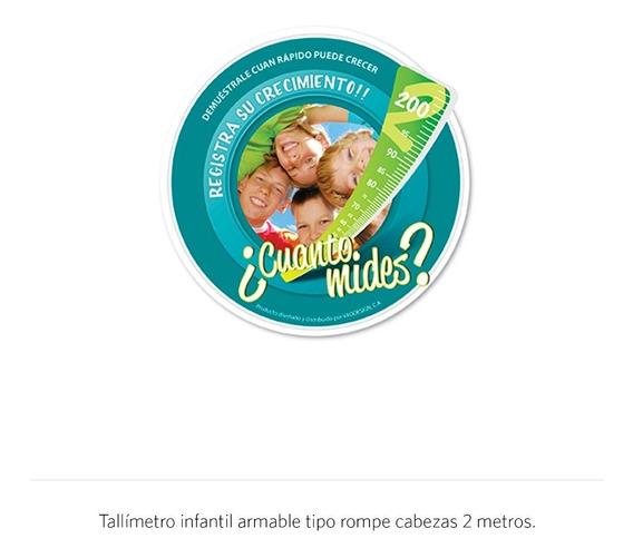 Tallimetro Infantil