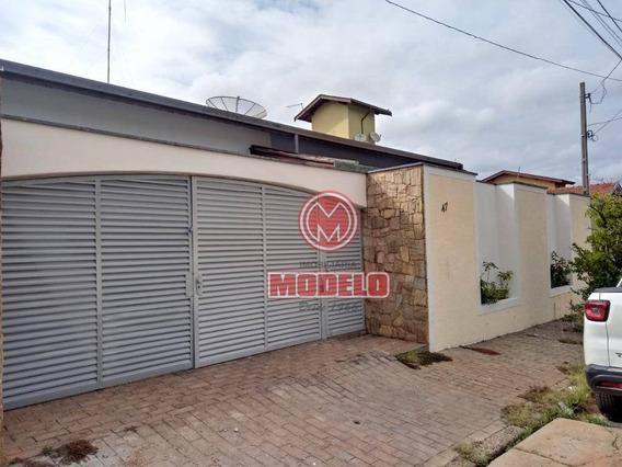 Casa Com 3 Dormitórios À Venda, 224 M² Por R$ 550.000,00 - Nova Piracicaba - Piracicaba/sp - Ca2941