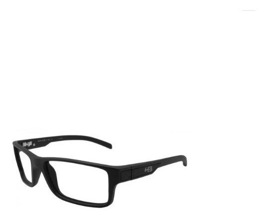 Óculos Hb Preto De Grau