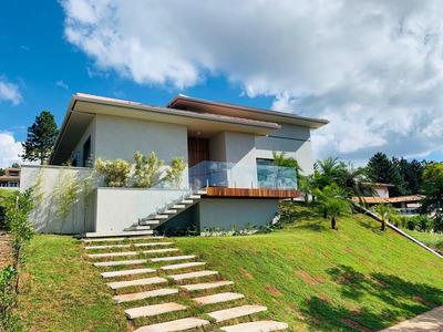 Casa Com 4 Quartos A Venda Em Alphaville - Nova Lima - Mg - 464