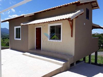 Linda Casa Com 2 Quartos! - Veca20234