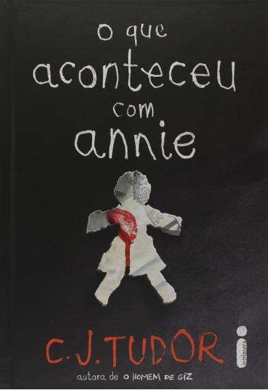 O Que Aconteceu Com Annie Livro C. J. Tudor Frete 12 Reais