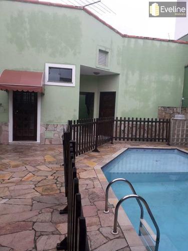 Imagem 1 de 20 de Sobrado Com 3 Dorms, Vila Nova Socorro, Mogi Das Cruzes - R$ 850 Mil, Cod: 2034 - V2034