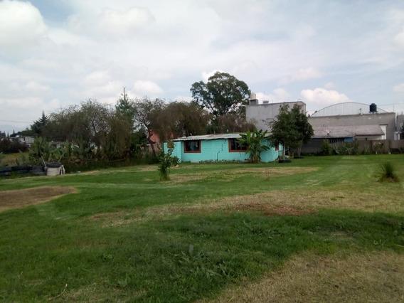 Terreno En Venta En San Mateo Ixtacalco Cuautitlan