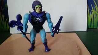 Boneco Figura De Ação Skeletor Esqueleto He Man Motu Mattel