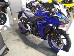Yamaha R3 2018 0km - Azul - Mg Bikes!