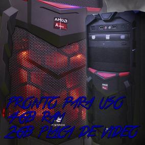 Computador Gamer Barato (pronta Entrega)