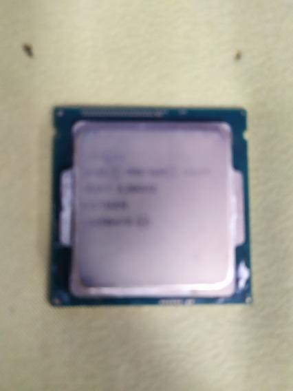 Processador Intel 1150 G3250 Semi Novo