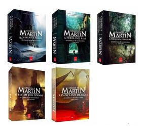 Kit Livros Digitais Cronicas De Gelo E Fogo-game Of Thrones