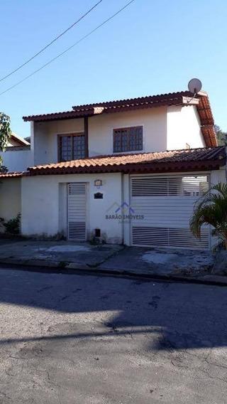 Casa Residencial À Venda, Jardim América, Campo Limpo Paulista. - Ca0153