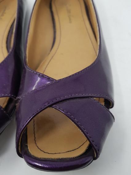 Zapato Charlotte Russe Morado Violeta * La Segunda Bazar