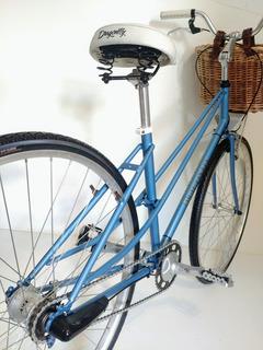 Bicicleta Dama Ciudad Urbana Paseo Hibrida Sturmeyarcher 3v