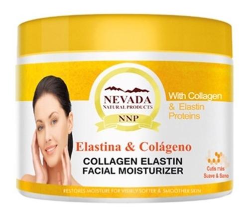 Crema Facial Elastina Y Colageno Hidratante 283g Nevada