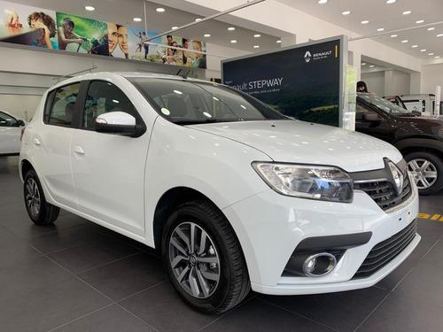 Renault Sandero 1.6 Anticipo Y Financio En Cuotas Fijas! Se