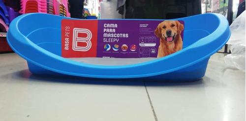 Cama Para Perros  L  + Colchoneta