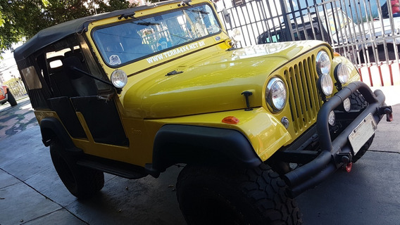 Jeep Willys - Bernardão