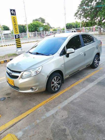 Vendo Chevrolet Sail Ltz Full Equipo