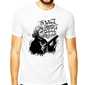 Camiseta Harry Potter Mr. Potter Wand Chooses Harry Potter