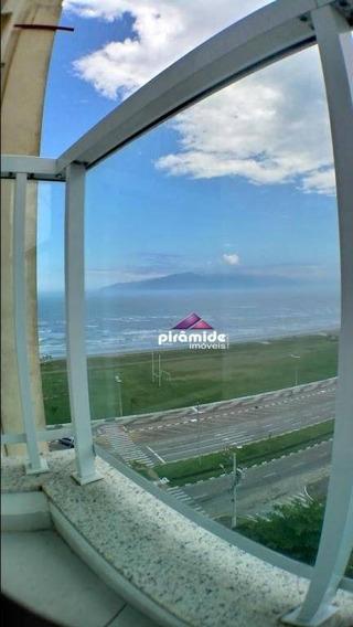 Cobertura Com 3 Dormitórios À Venda, 184 M² Por R$ 1.170.000 - Indaiá - Caraguatatuba/sp - Co0133