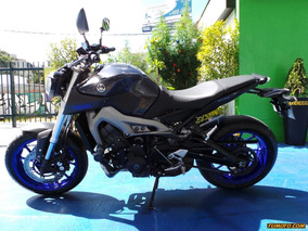 Yamaha Mt 09/abs