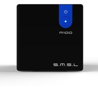 Smsl M100 Audio Usb Dac Ak4452 Hifi Decodificador Dsd512 Dig