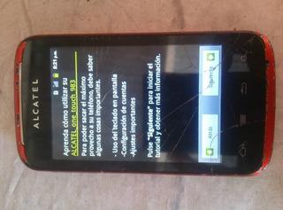 Teléfono Alcatel One Touch 983a