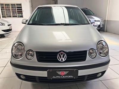 Volkswagen Polo 1.6 Mi 8v Gasolina 4p Manual