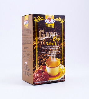 Gano Café 3 En 1 Con Extracto De Ganode - kg a $10