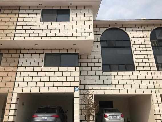 Casa En Renta En Loma Dorada, Queretaro, Rah-mx-20-2049