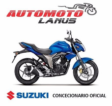 Suzuki Gixxer 2017 0km Automoto Lanus