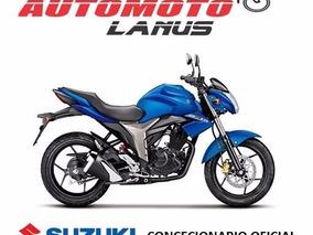Suzuki Gixxer 2018 0km Automoto Lanus