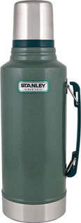 Termo Clasico Stanley 1,9 Lts Acero Inoxidable Conserva 32hs
