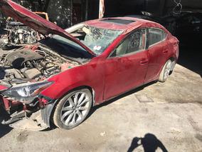 Mazda Cxr 2014 2015 2016 2017 Por Partes Piezas Refacciones