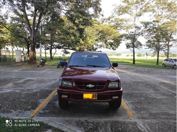 Chevrolet Rodeo 3.2 4x4 2001 Vinotinto